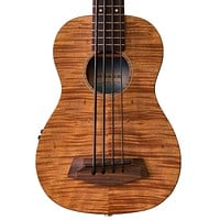 Kala UBASS Exotic Mahogany with Bag