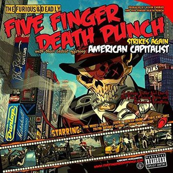 Five Finger Death Punch - American Capitalist [Explicit]