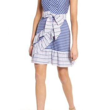 Parker Brooklyn Ruffle Dress | Nordstrom