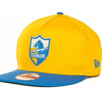 San Diego Chargers NFL Team Flip Up A Frame 9FIFTY Cap