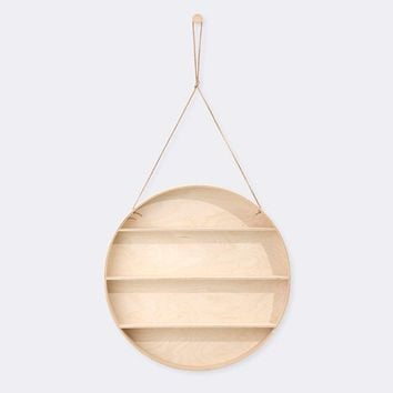 Ferm Living Round Dorm Wall Shelf