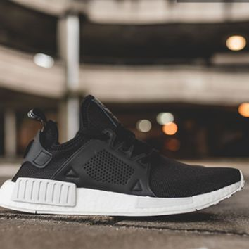 ADIDAS NMD XR1 SHOES BLACK WHITE BY9921 US MENS SZ 4-11