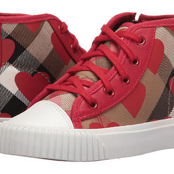 Burberry Kids Warslow Sneaker (Toddler)