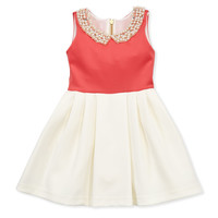 Zoe Ladies who Lunch Colorblock Dress, Sizes 8-10