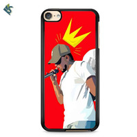 Kendrick Lamar Hip Hop Angel iPod 6 Case