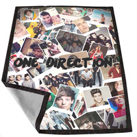 harry styles photo collage one direction e7aa326a-d1ce-4697-98e1-083e0a638918 for Kids Blanket, Fleece Blanket Cute and Awesome Blanket for your bedding, Blanket fleece *02*