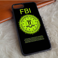 FBI Dual iPhone 7 Plus Case