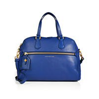 Marc by Marc Jacobs - Leather Calamity Rei Bag in Bright Royal