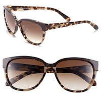 Women's kate spade new york 55mm retro sunglasses