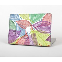 The Seamless Color Leaves Skin Set for the Apple MacBook Pro 13""