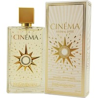 Cinema Festival D'Ete Summer By Yves Saint Laurent Edt Spray 3 Oz (2007 Edition)