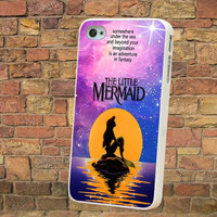 ariel the little mermaid  -  Phone case for iPhone 4/5/5s/5c/6,/S3/S4/S5,ipod touch 5, Series.**