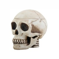 Skull Box Ashtray by Summit Collection