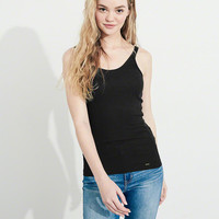 Girls Must-Have Slim Tank | Girls Tops | HollisterCo.com