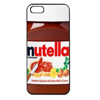 Nutella Jar Apple iPhone 5 Case