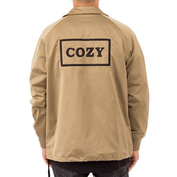 Team Cozy - Castle - Khaki
