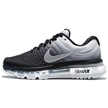 Nike Kid's Air Max 2017 GS, Black / White nike 2017