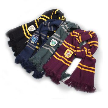 Harry Potter Hogwart House Scarves