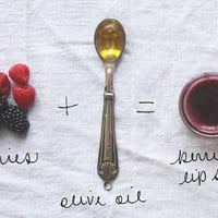 DIY Berry Lip Stain - Free People Blog