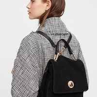 Century Suede Backpack