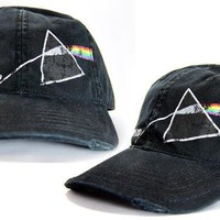 Pink Floyd, Baseball Hat, Dark Side of the Moon