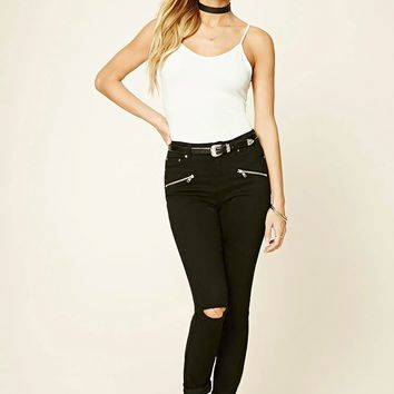 Contemporary Skinny Pants