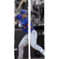 SCK004 David Wright New York Mets MLB Baseball Player