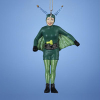 """12 Christmas Ornaments - I Love Lucy  """" The Martian """""""
