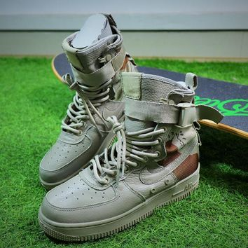 Nike Special Forces Air Force 1 SF AF1 Boots Camo Shoes Women Sneaker -  Best Online 08a0d92b09