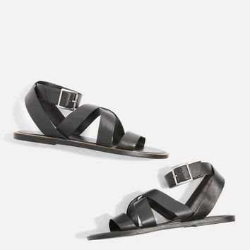 Harley Strappy Sandals - Shop All Shoes - Shoes