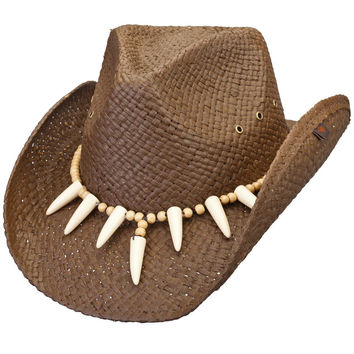 Peter Grimm - Thorn Brown Cowboy Hat