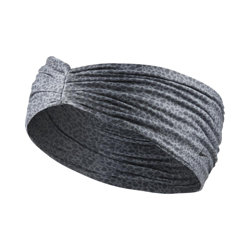 Nike Central Training Headband (Silver) from Nike  103d6c4e025