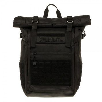 Call of Duty  Military Roll Backpack