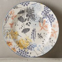 Garden Palette Side Plate by Anthropologie Multi Side Plate Kitchen