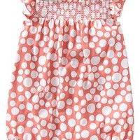 Smocked Rompers for Baby