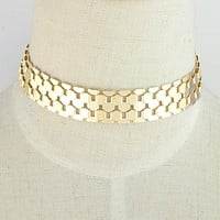 Scale Design Choker