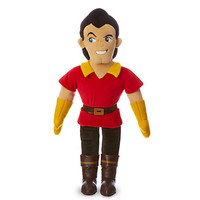 Disney Store Beauty and the Beast Gaston Medium Plush Doll New with tags