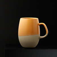 Artful Collection Mug - Peach Dip, 14 fl oz