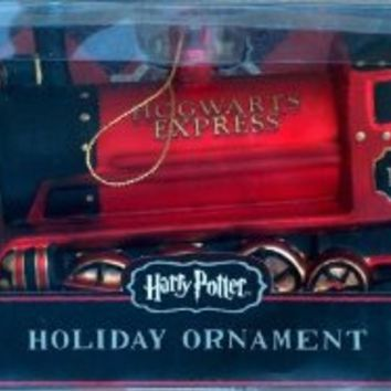 Hogwarts Express Harry Potter Holiday Ornament