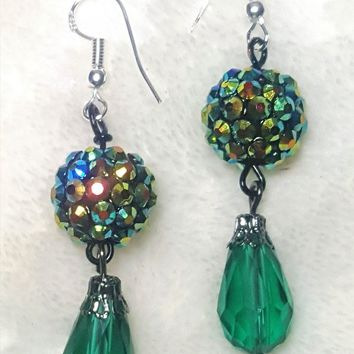 Holiday Disco Dangles