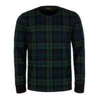 Polo Ralph Lauren Green Long Sleeved Lounge T-Shirt
