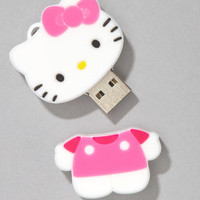 Hello Kitty USB Flash Drive | HK 2GB Flash Drive | fredflare.com