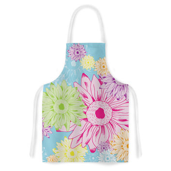 "Laura Escalante ""Summer Time"" Artistic Apron"