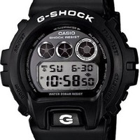 Men's LIMITED EDITION Black G-Shock Strap Black Digital Dial