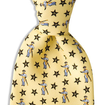 Men's Ties: Vanderbilt University Printed Silk Tie for Men – Vineyard Vines