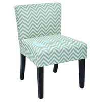 Inspired by Bassett Bristol Desk Chair Ziggi in Mist K/D | Overstock.com Shopping - The Best Deals on Living Room Chairs