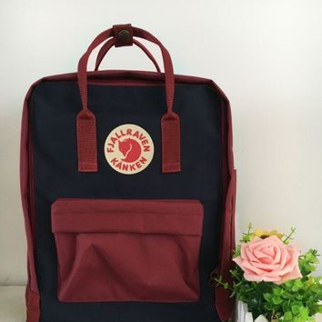 DCCKUNT Fjallraven Kanken Durable Backpack School Travel Bag