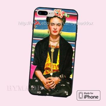 Best New Hot Frida Kahlo Poster Art Print On Hard Plastic CASE COVER iPhone 7 7+