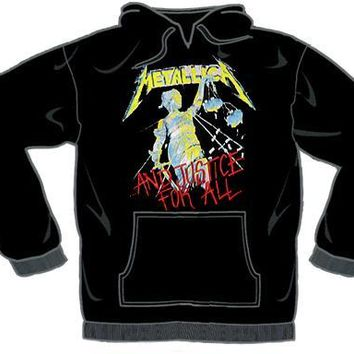 Metallica Hoodie - ...And Justice For All