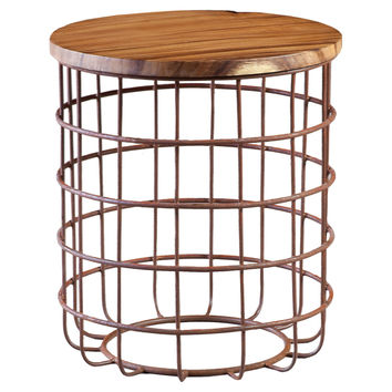 Cadence Side Table, Natural, Standard Side Tables